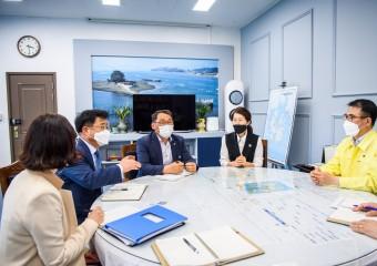 고현면'인구유치 및 학교살리기'공동협력 간담회 개최